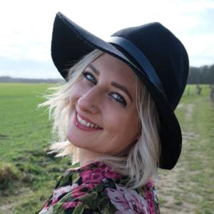 Friseurmeisterin Sarah Keller